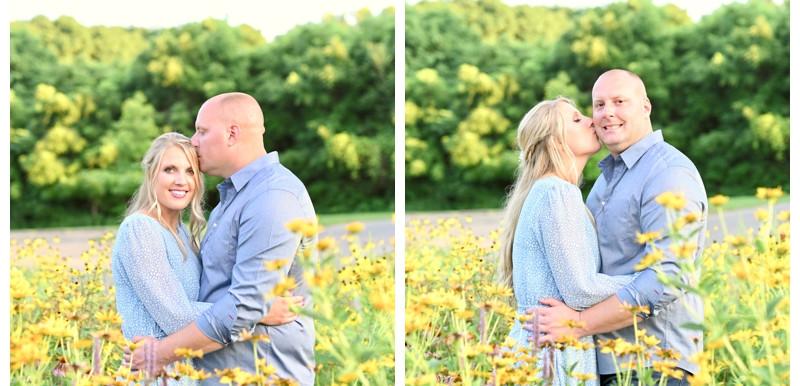 PUBLISHED: WeddingDay Magazine- A Stunning Indiana State Park E-Session