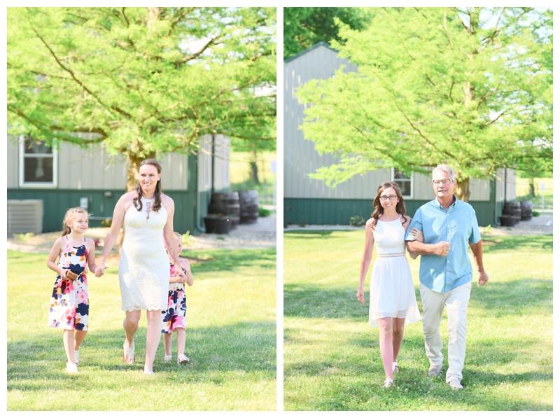 Blessing Barn Wedding Lafayette Indiana Photographer Photography