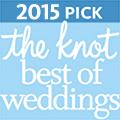 The Knot Best of Weddings 2015 Award Winner