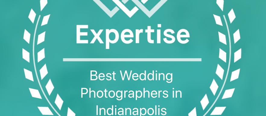 Jasmine Norris Photography Named One Of The Best Indianapolis Wedding Photographers On Expertise