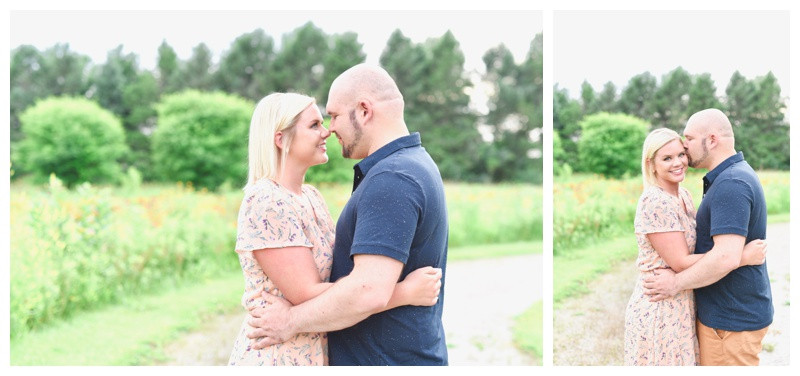 PUBLISHED: Chi Thee Wed- Wildflower Nature Park Engagement