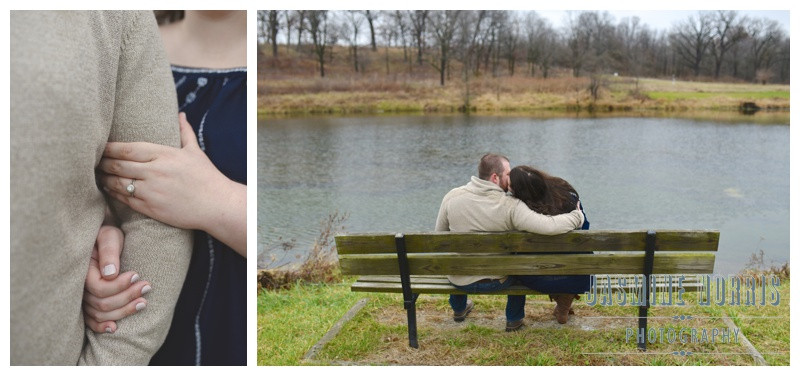 Lafayette Indiana Prophetstown State Park Engagement Photographer Photography