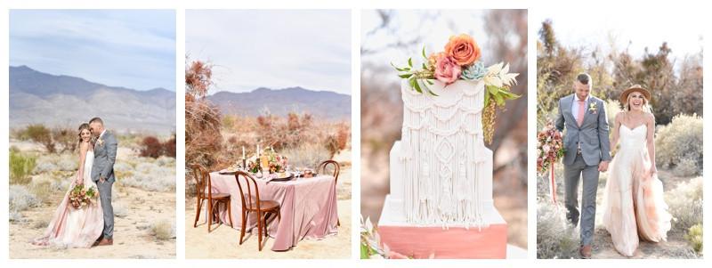 Las Vegas Nevada Desert Styled Wedding: Dilyana & Tyler
