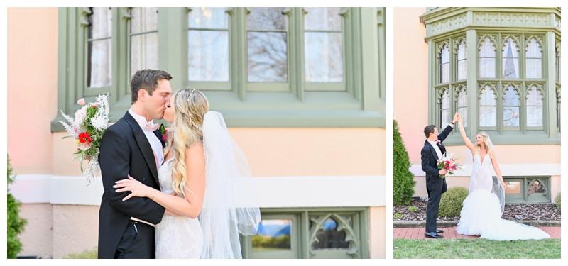 Fowler House Lafayette Indiana Wedding Photographer Photography