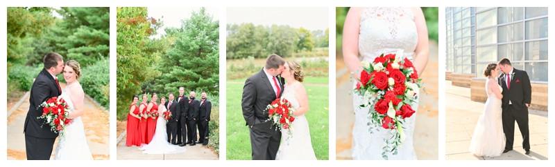 Grand Wayne Center Fort Wayne Indiana Wedding: Alicia & Jordan