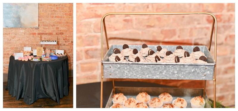 Cupcakes Wedding Cake Inspiration Embers Indiana Wedding Photographer