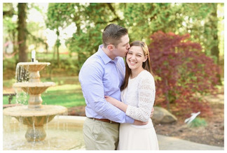 North Manchester Indiana Engagement Phot