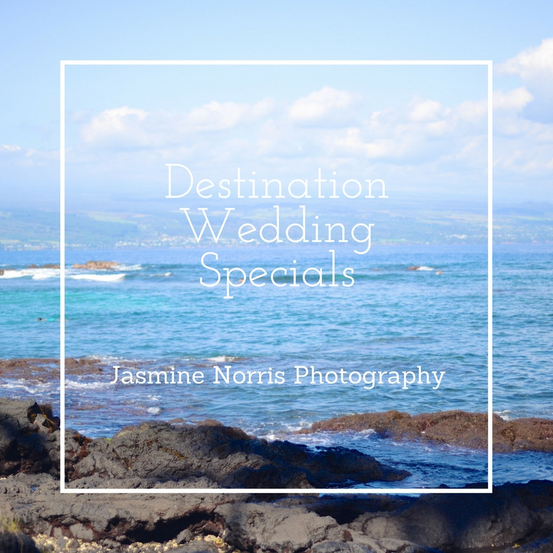 Destination Wedding Photographer Specials Cheap Photography
