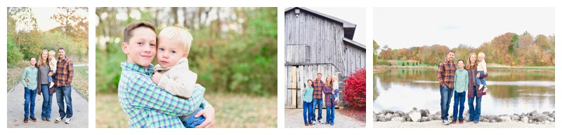 Avon Indiana Family Photography: Hershberger Family