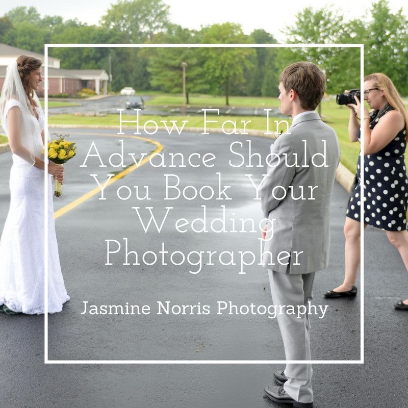Indiana Wedding Photographer- How Far in Advance Should You Book Your Wedding Photographer