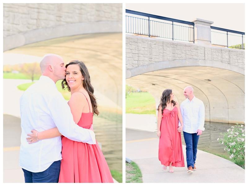 Carmel Indiana Engagement Coxhall Gardens Photographer Photography
