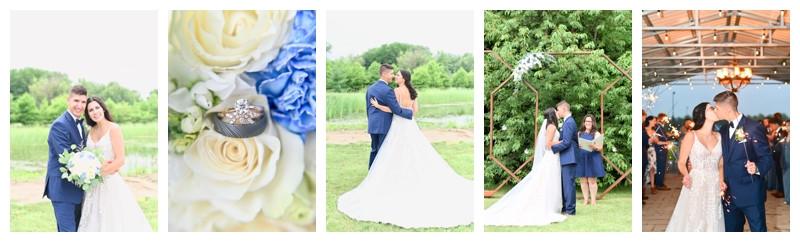 Gathering Acres Lafayette Indiana Wedding: Madeline & Christian