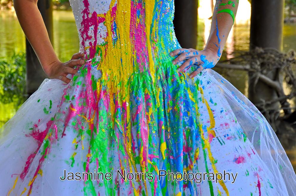 Lafayette Indiana Trash The Dress