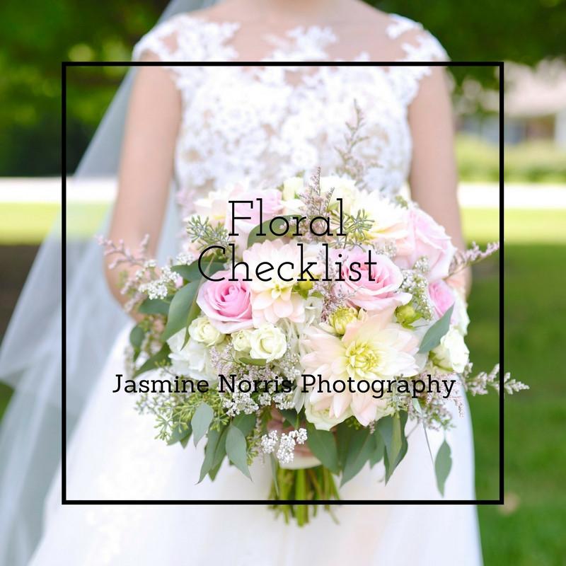 Wedding Floral Checklist Indiana Destination Wedding Photographer Photography Lafayette Indianapolis
