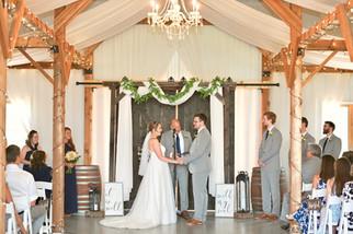 JLH Wedding Barn Wedding