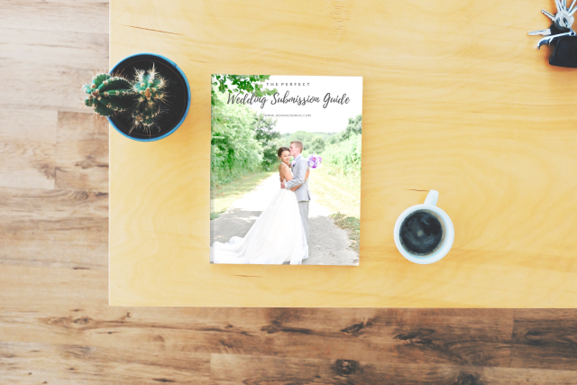 How To Get Published As A Wedding Photographer