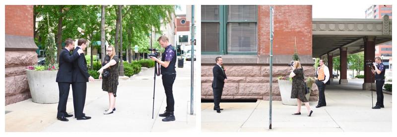 Indiana Wedding Photographer Photography Lafayette Indianapolis Destination Behind The Scenes