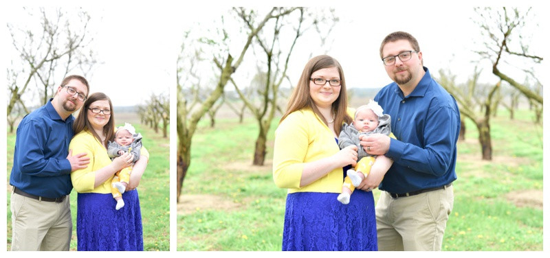 Lafayette Indiana Wea Creek Orchard Family Photography Photographer