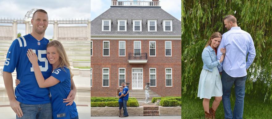 Megan & Greg: Indianapolis, Indiana Engagement