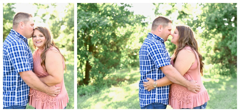 Remington Indiana Engagement Photographer Photography Lafayette Indianapolis