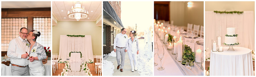 51 West Frankfort Indiana Wedding Inspiration: Jesse & Lance