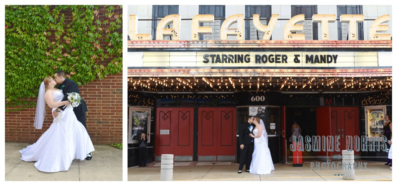 Lafayette Theater Lafayette Indiana Wedding Photographer Photography