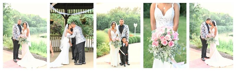 Avalon Manor Merrillville Indiana Wedding: Kimberly & Terrell