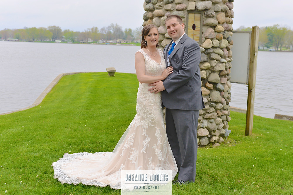 Monticello Indiana Wedding Photographer Lighthouse Lodge
