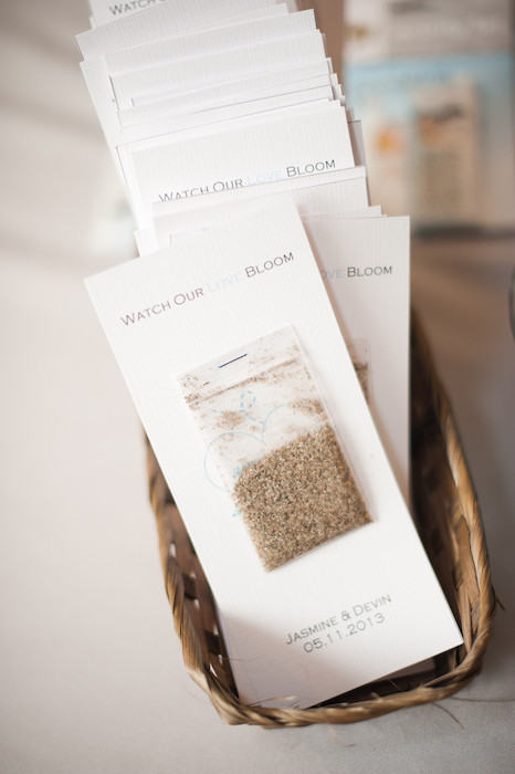 Best Wedding Favors For Your Guests Flower Seeds