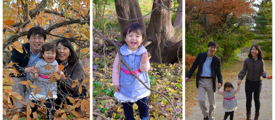 Song/Choi Fall Family Portraits Part 2