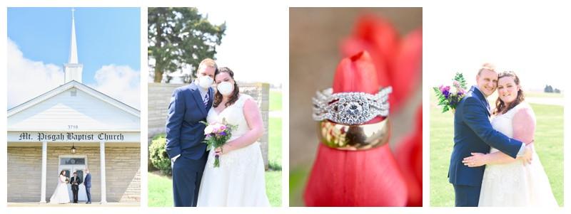 Shelbyville Indiana Wedding Photographer Coronavirus Wedding Indianapolis