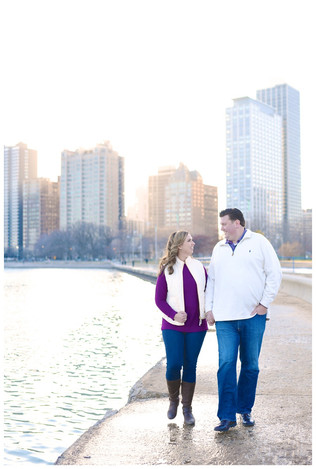 Chicago Illinois Engagement Photographer