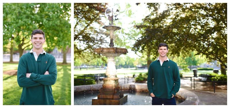 Purdue University Graduation Portraits