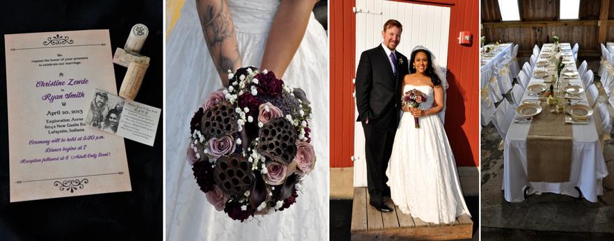 Christine + Ryan: Wedding