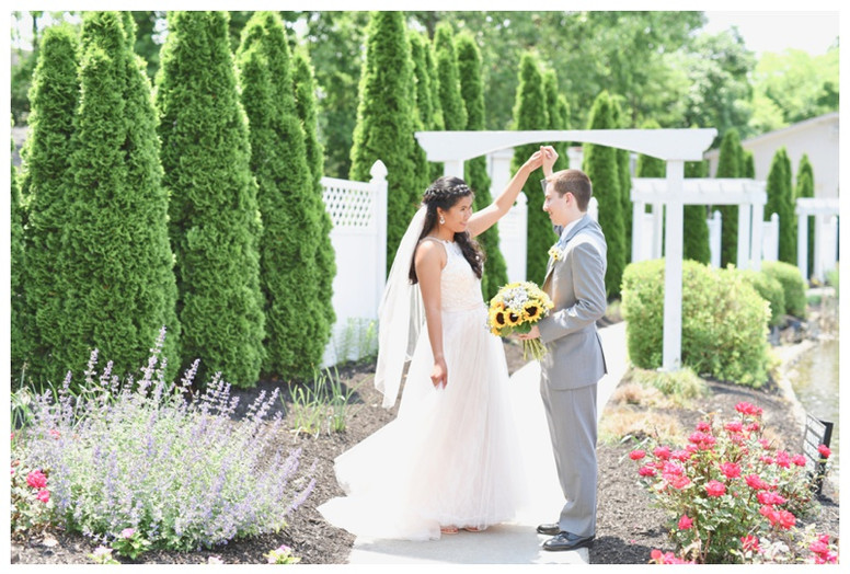 Indianapolis Indiana The Willow Wedding