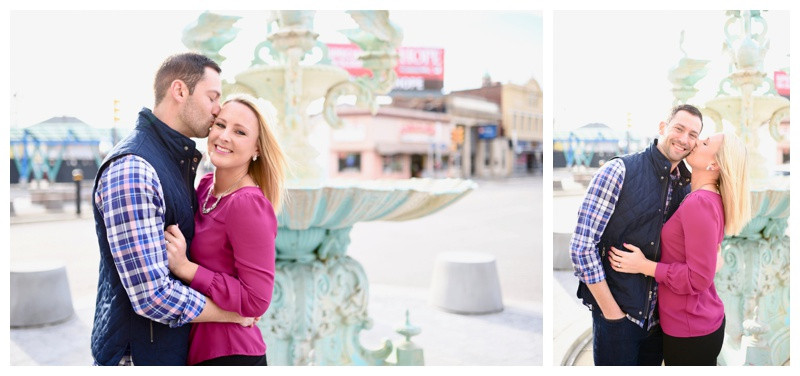 Indianapolis Indiana Fountain Square White River Engagement Photographer Photography Lafayette Photos