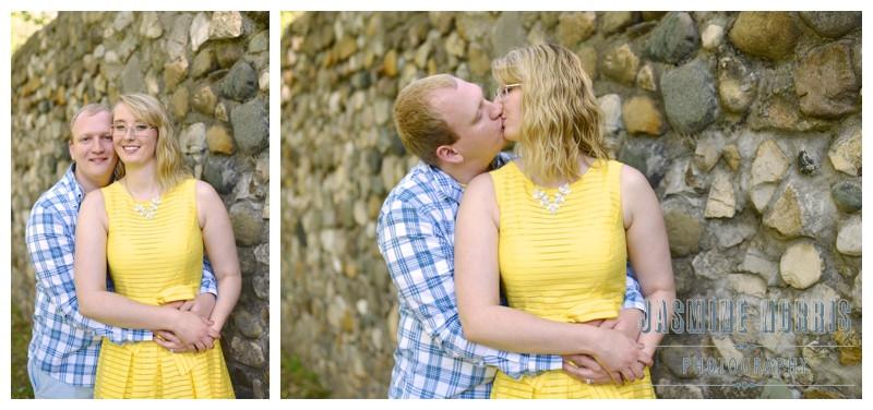 Highland Park Kokomo Indiana Engagement Photographer Photography