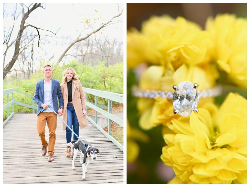 France Park Logansport Indiana Engagement Photographer Photography