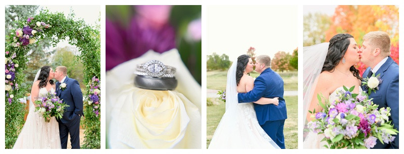 Balmoral House Fishers Indiana Wedding: Stephanie & Ryan