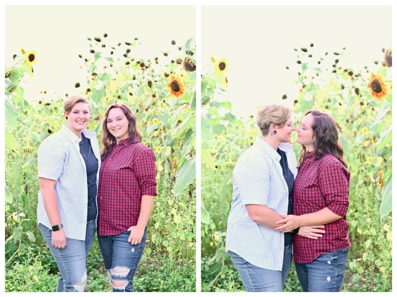 Wea Creek Orchard Engagement Lafayette Indiana Photographer Photography