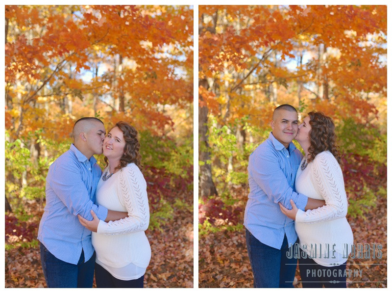 Maconaquah Park Peru Indiana Engagement Photographer Photography Wedding