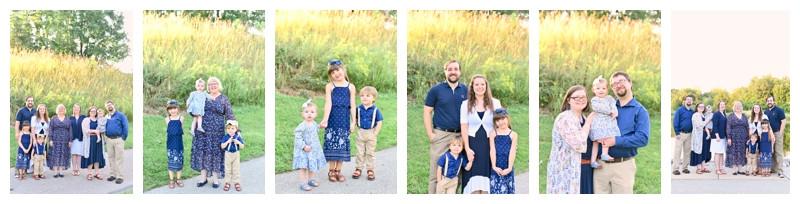 Avon Town Hall Park Family Session: Kirchenbauer Family