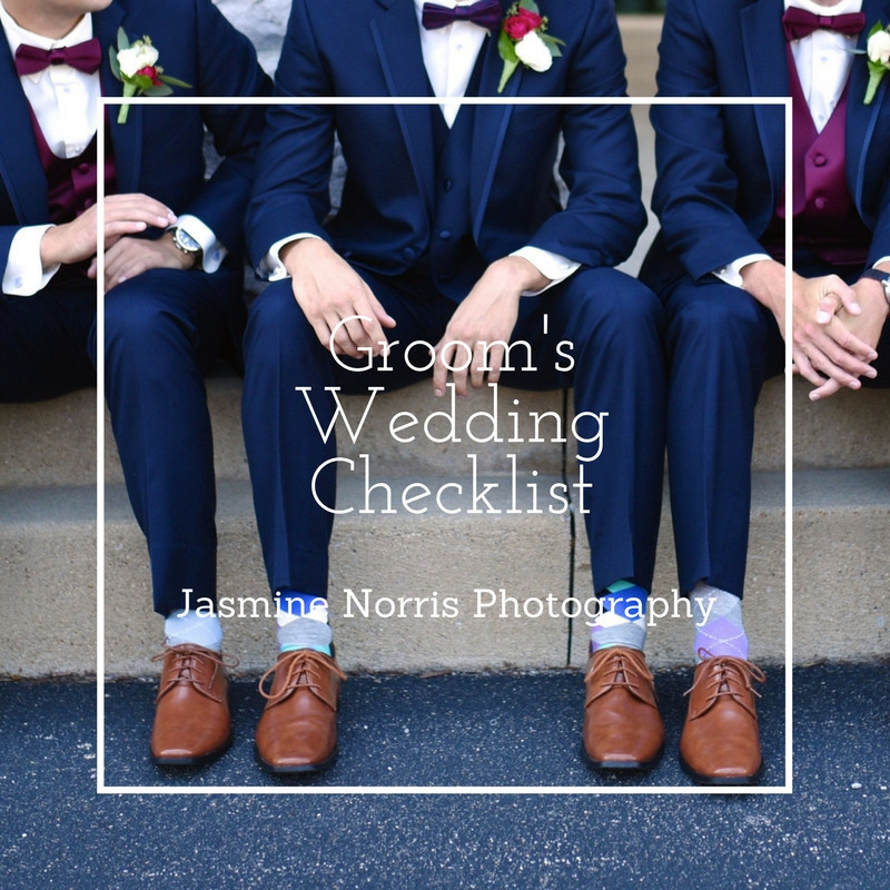 Grooms Wedding Checklist Indiana Destination Wedding Photographer Photography Lafayette Indianapolis
