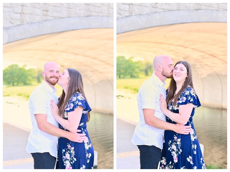 Coxhall Gardens Engagement Carmel Indiana Photographer Photography