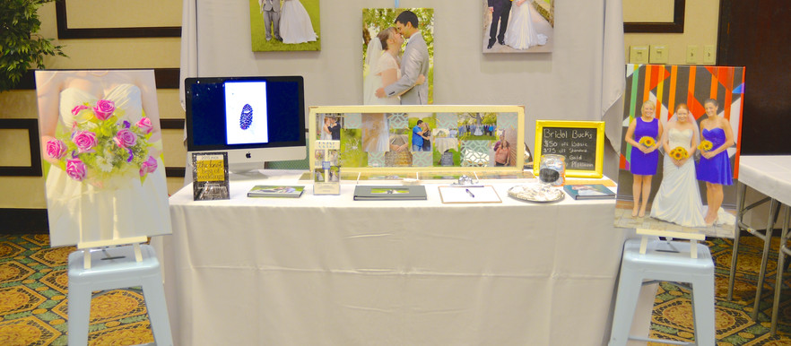Borrowed & Blue Bridal Show: Event