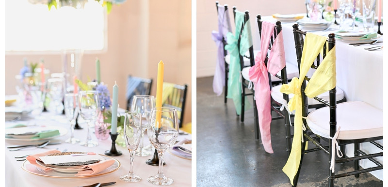 PUBLISHED: Bespoke Bride- Perfectly Pastel Rainbow Inspo For A Same-Sex Wedding