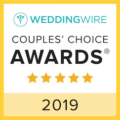 Jasmine Norris Photography is a Wedding Wire Couples' Choice Award Winner for 2019 Indiana Wedding Photographer