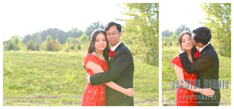 West Lafayette Indiana Purdue University Airport Chinese Alliance Church Wedding Photographer Photography