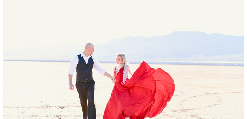 Las Vegas Anniversary Session: Lauren & Ryan
