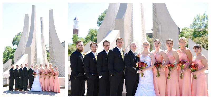 Federated Church West Lafayette Eite Banquet Hall Kokomo Indiana Wedding Photographer Photography Indianapolis Purdue University